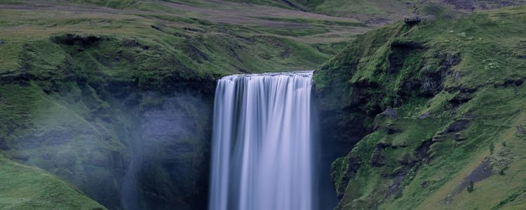 Iceland – South Coast Waterfalls