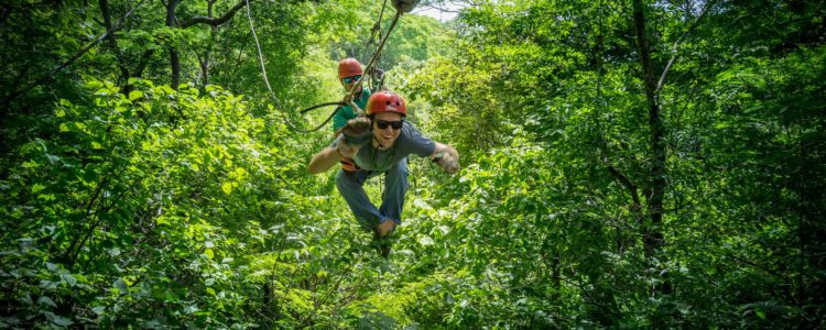 Costa Rica – Zip Line Adventure