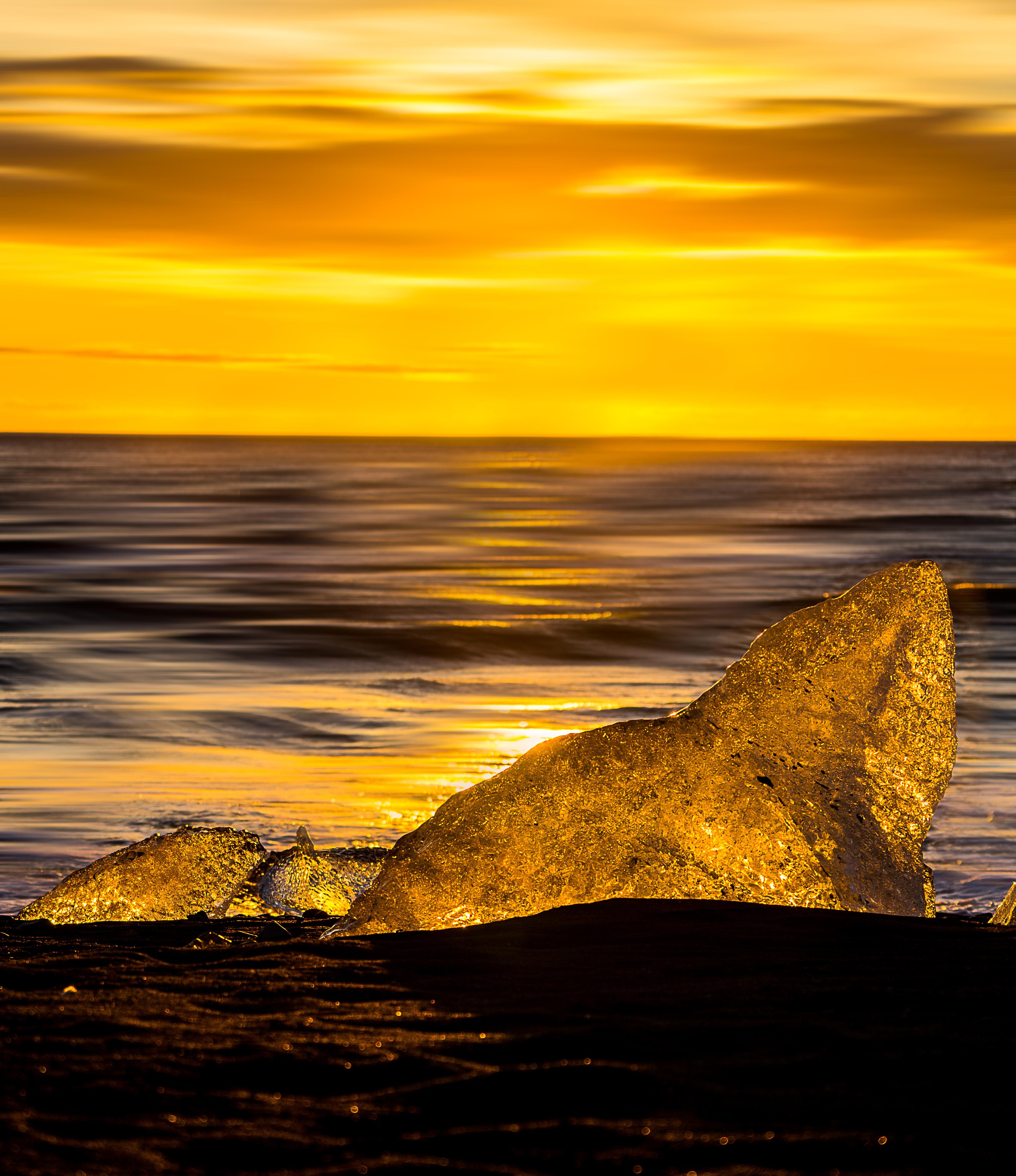 South Iceland - Iceberg beach